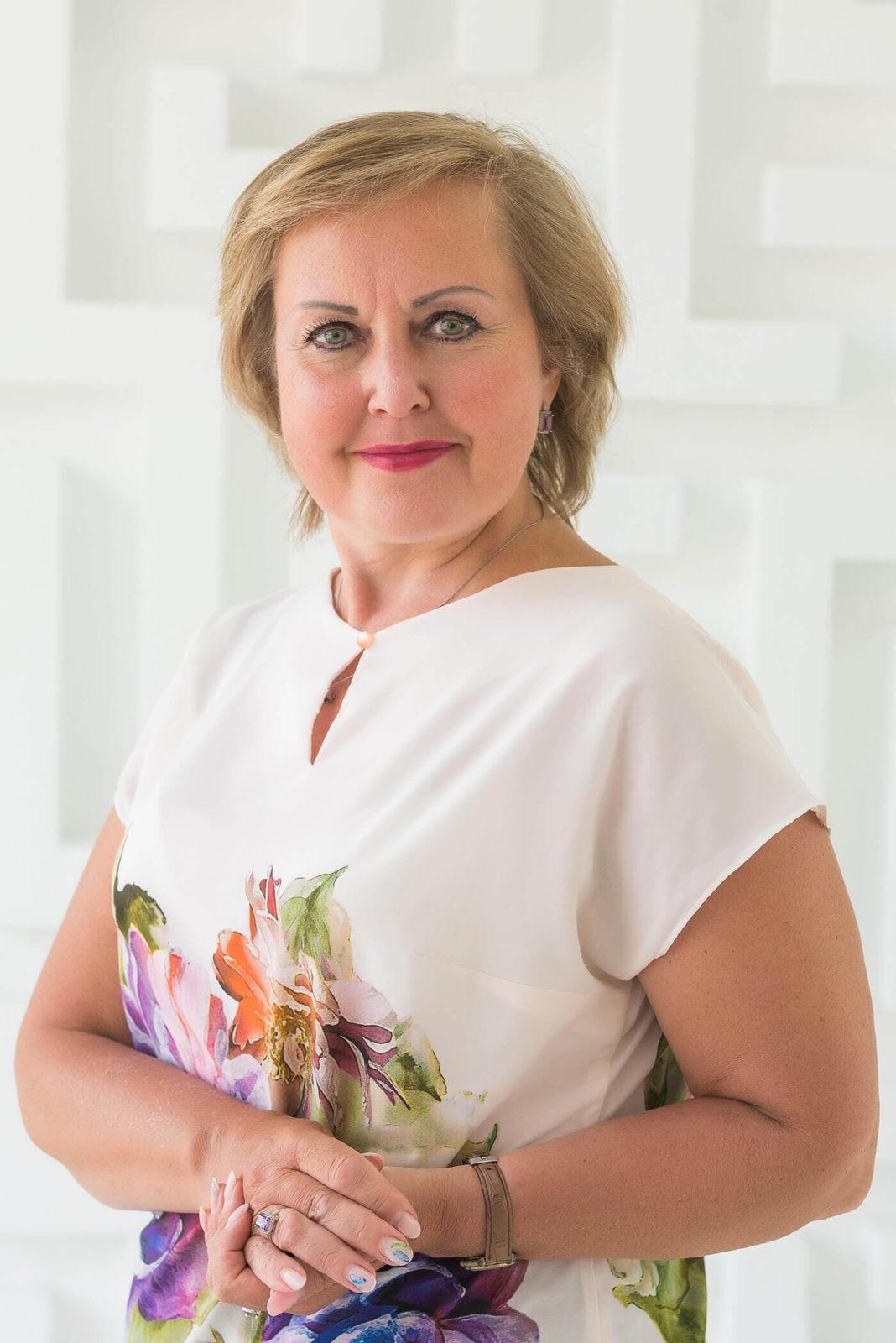 Татьяна Алексеевна - преподаватель географии