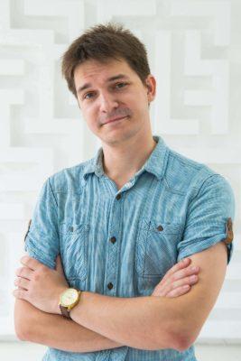Павел Ильич, преподаватель математики