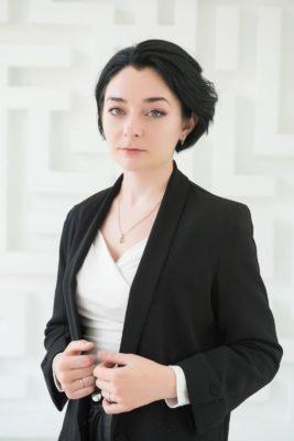 Дарья Алексеевна, преподаватель биологии