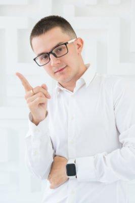 Александр Егорович, преподаватель математики