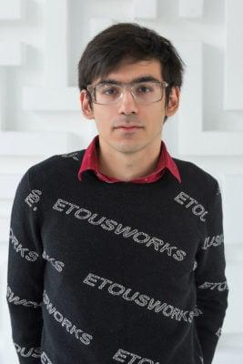 Артем Садыгович, физика