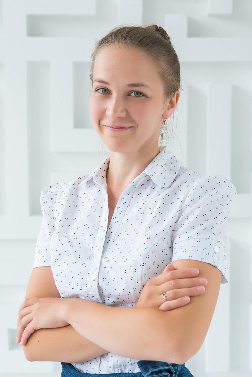 Валерия Дмитриевна, английский язык